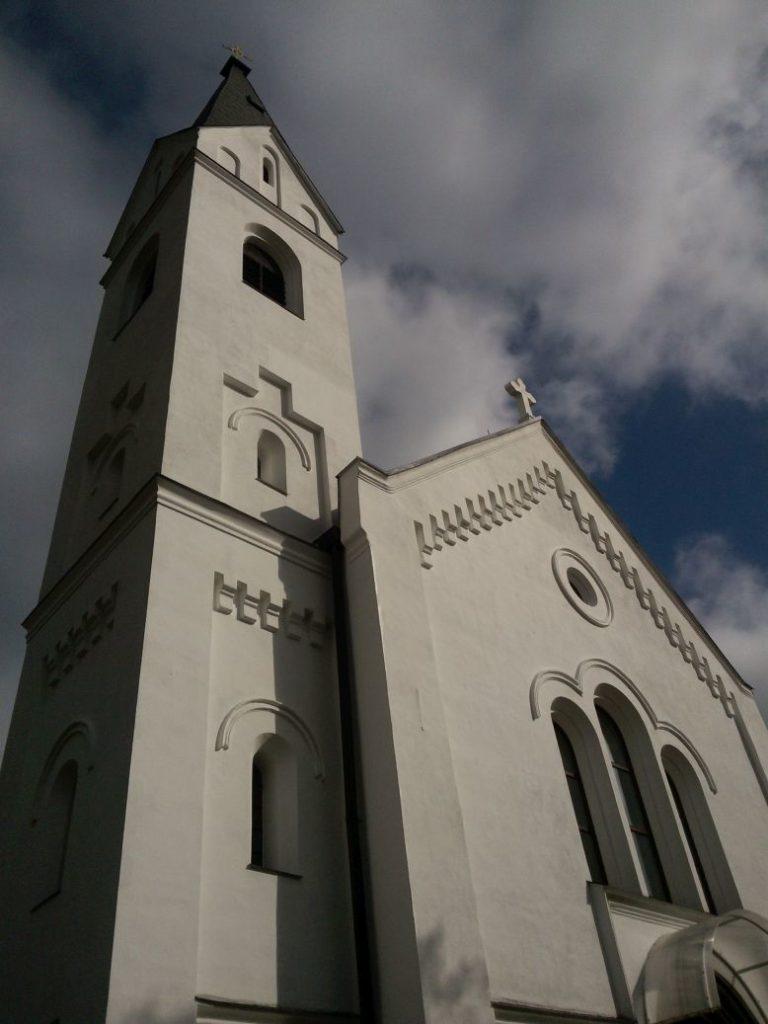 Kostol sv. Michala Archanjela vo Valaskej Dubovej 02
