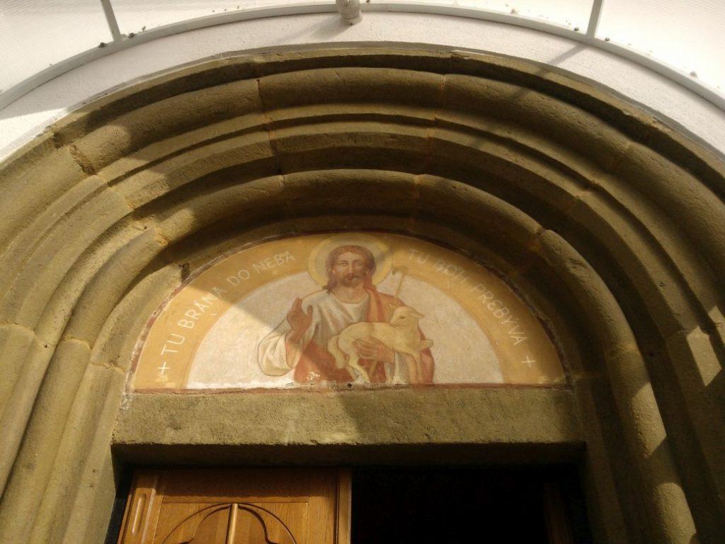 Kostol sv. Michala Archanjela vo Valaskej Dubovej 09