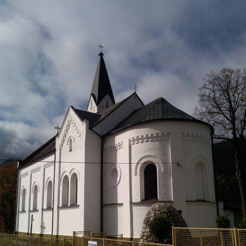 Kostol sv. Michala Archanjela vo Valaskej Dubovej