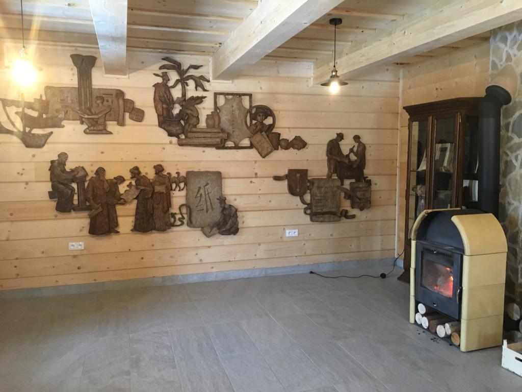 Múzeum ručnej výroby papiera 04