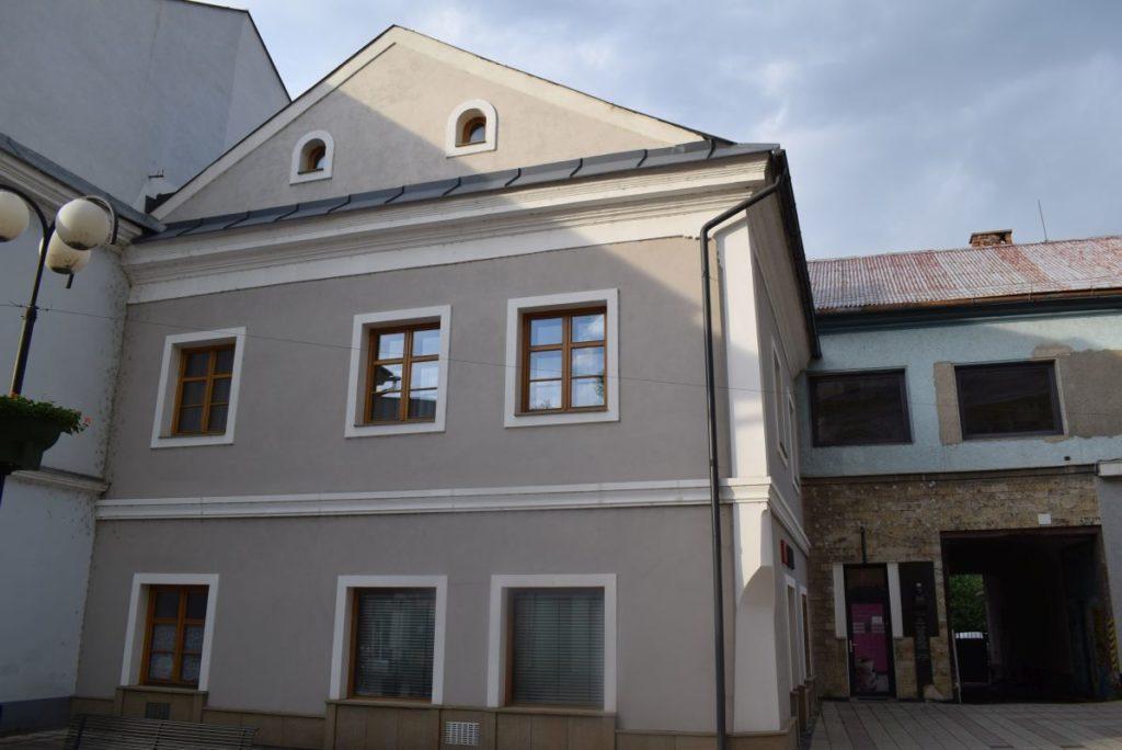 Meštiansky pamätný dom rodiny Houdekovcov 01
