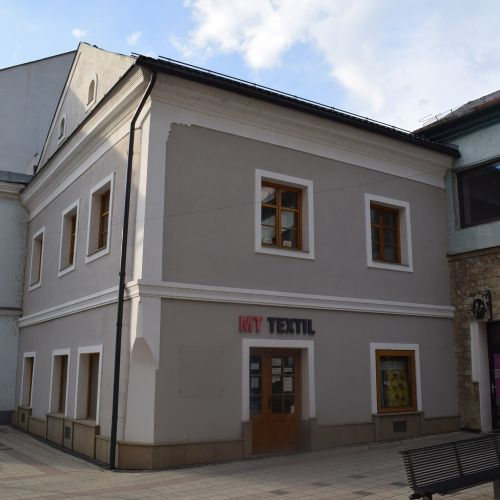 Memorial Townsmen House of the Houdek Family