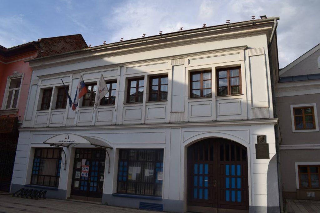 Meštiansky pamätný dom rodiny Makovických 01