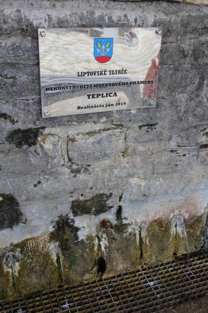 MineMinerálny prameň Čertovica (Teplica), Liptovské Sliače 04