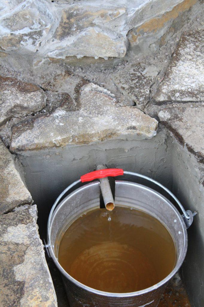 Minerálny prameň Černovský medokýš, Ružomberok - Černová 07