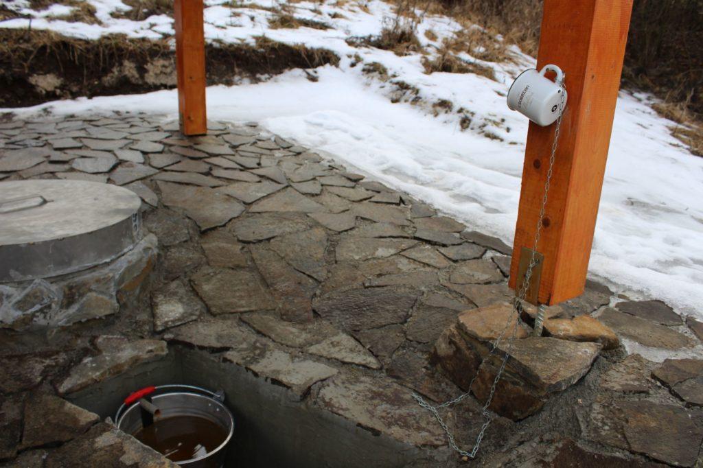 Minerálny prameň Černovský medokýš, Ružomberok - Černová 09