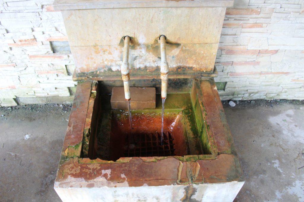 Minerálny prameň Antonín, Liptovská Osada - Korytnica 03