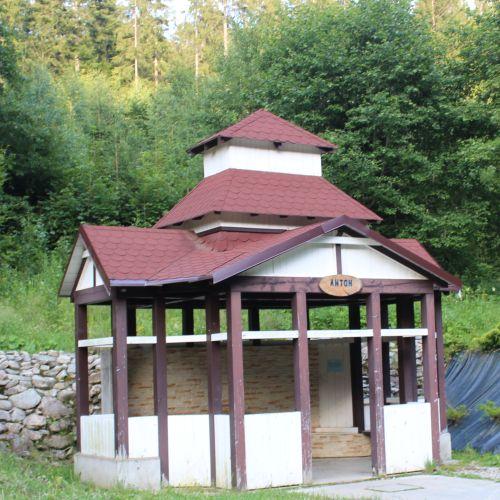 """Mineral spring """"Antonín"""", Liptovská Osada – Korytnica"""