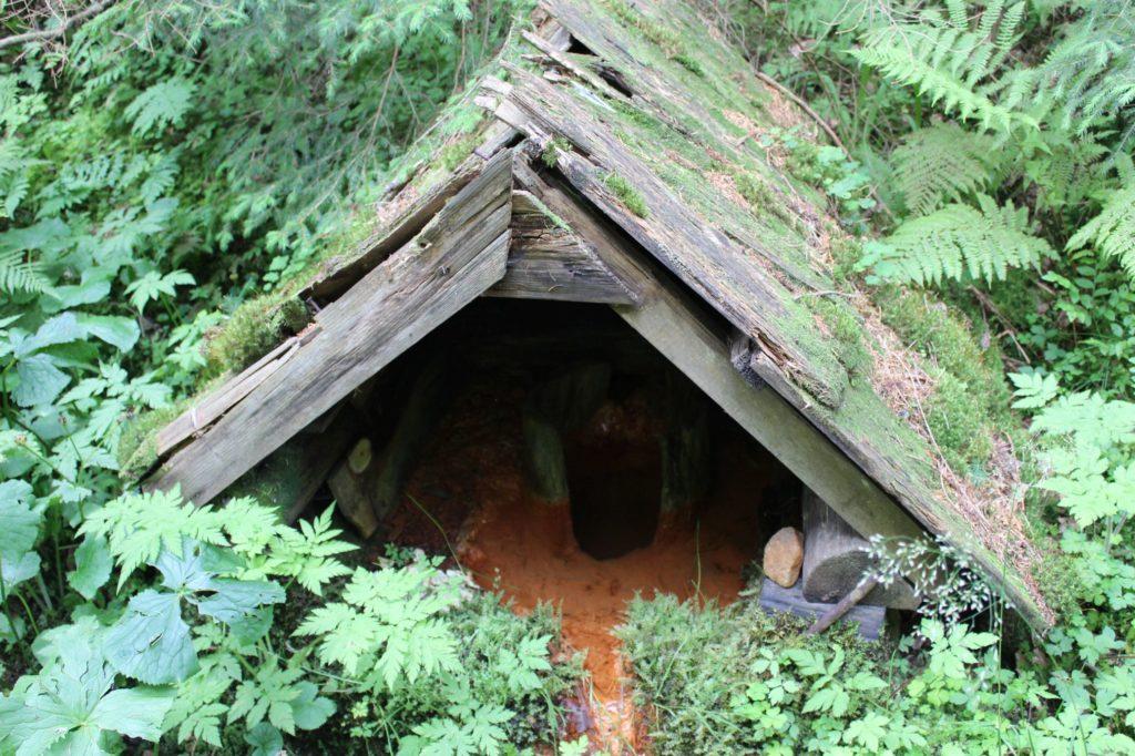 Minerálny prameň Kadluba v Banskom, Liptovská Lúžna 03