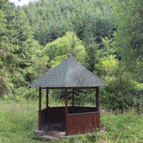 """Mineral spring """"Medokýš"""" in Banské, Liptovská Lúžna"""
