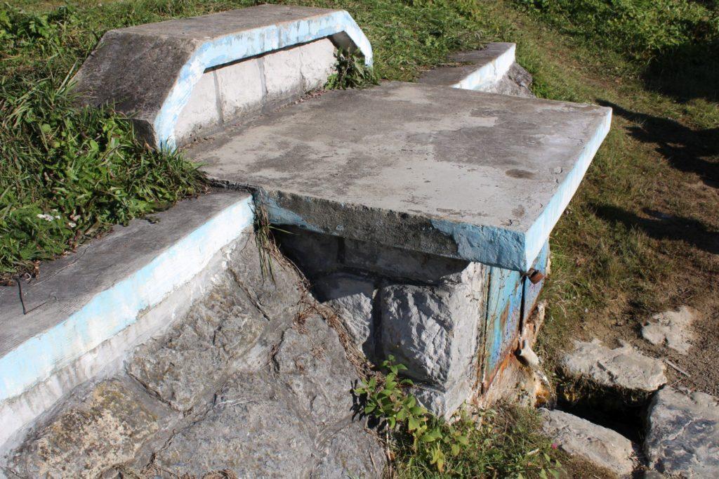Minerálny prameň Sírny medokýš, Stankovany 06