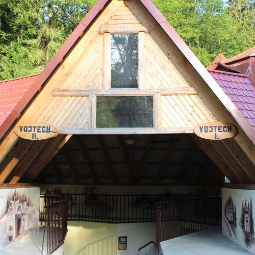 """Mineral spring """"Vojtech"""", Liptovská Osada – Korytnica"""