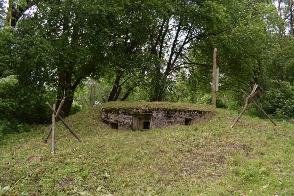 Obranný bunker pri Liptovskej Osade 01