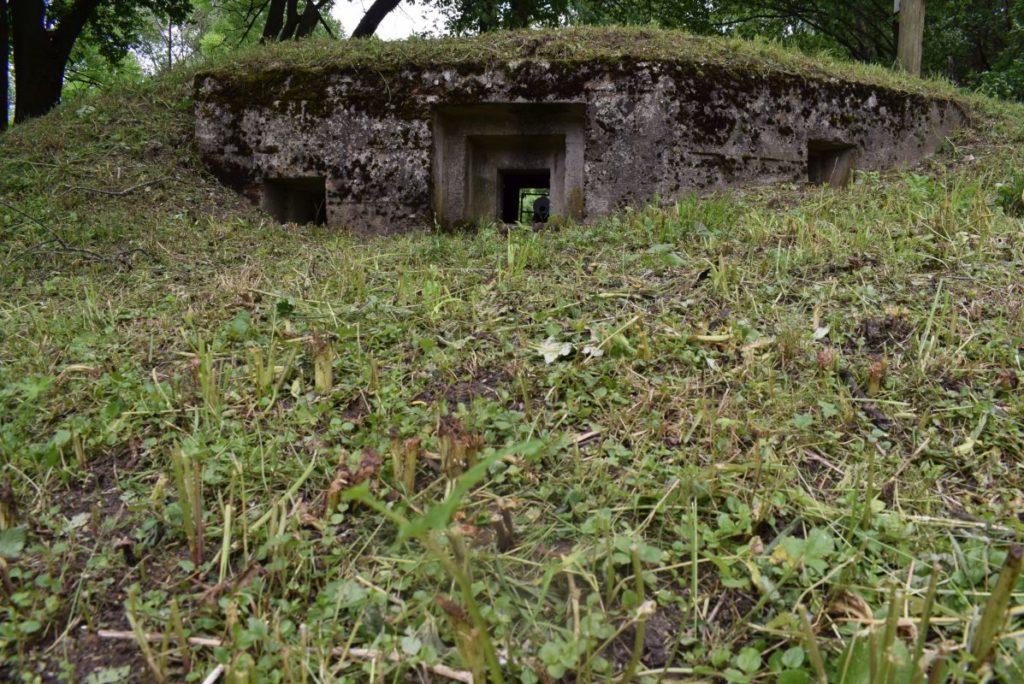 Obranný bunker pri Liptovskej Osade 02