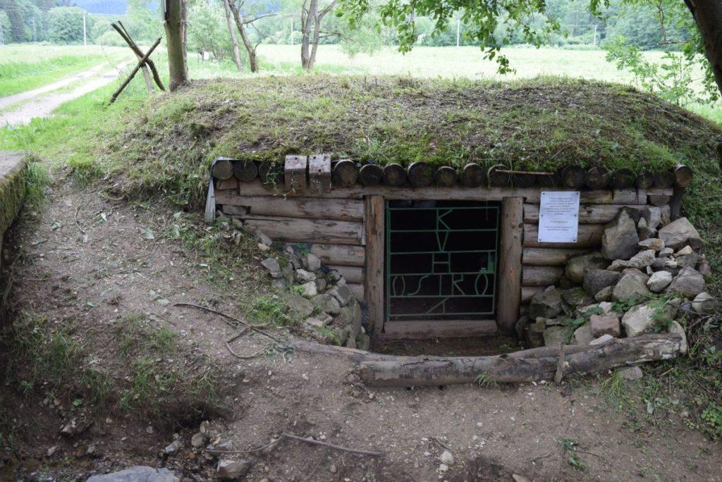 Obranný bunker pri Liptovskej Osade 05
