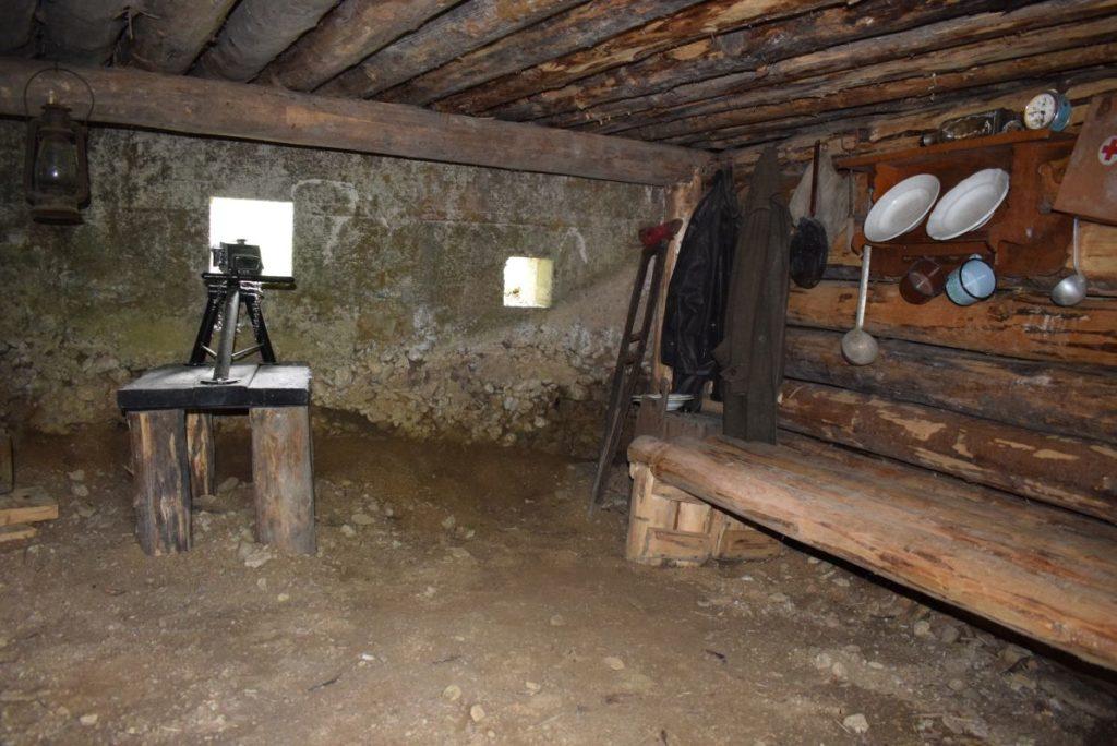 Obranný bunker pri Liptovskej Osade 06