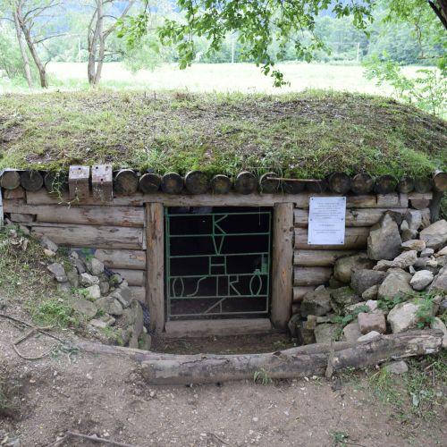 Defence Bunker near Liptovská Osada