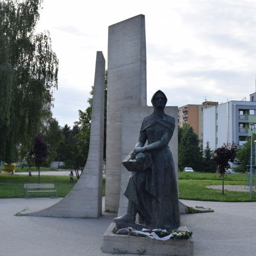 Mother of the Partisans Memorial