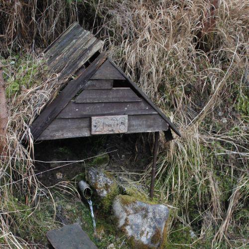 Prameň Pod Brdom, Ružomberok – Černová