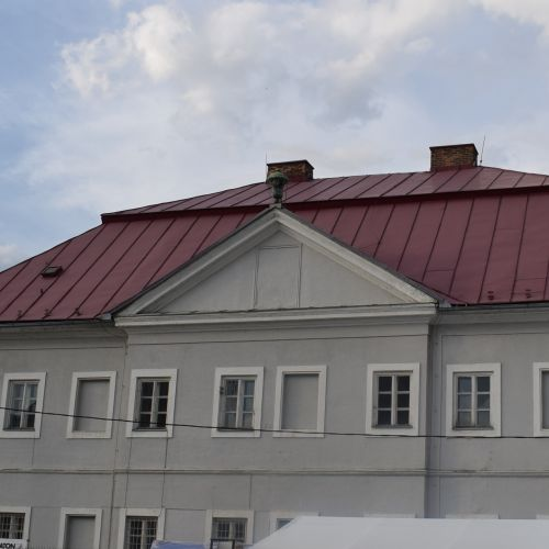 Salt Office in Likavka