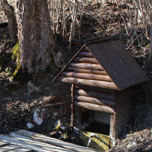 Studnička Dubovské lúky, Ružomberok – Hrboltová