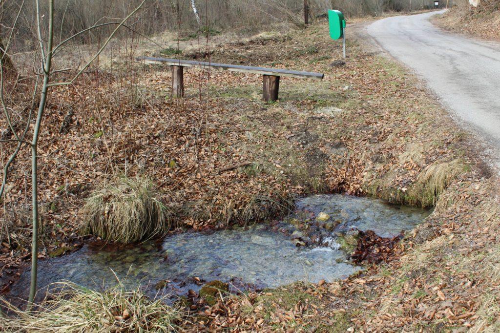 Studnička pod Dogerskými skalami, Ružomberok - Biely Potok 04