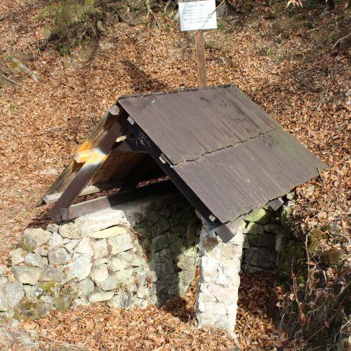 Studnička pod Dogerskými skalami, Ružomberok – Biely Potok