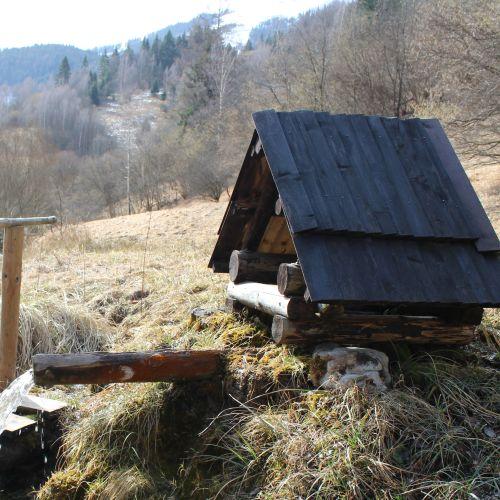 Studnička pod Spevákovou, Ružomberok – Vlkolínec