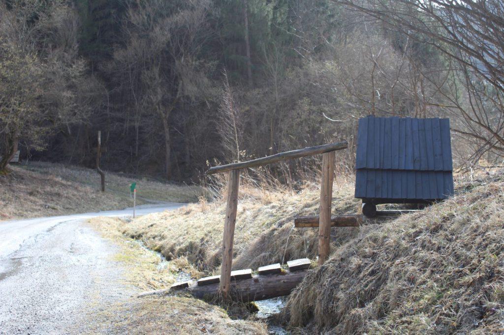 Studnička pod Záhradiskami, Ružomberok - Vlkolínec 09