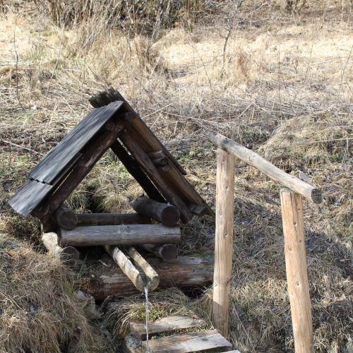 Studnička pod Záhradiskami, Ružomberok – Vlkolínec