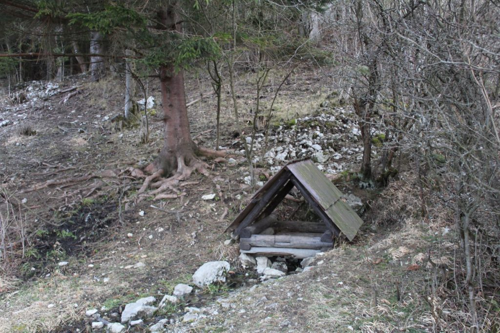 Studnička pri Krkavej skale, Ružomberok - Vlkolínec 01