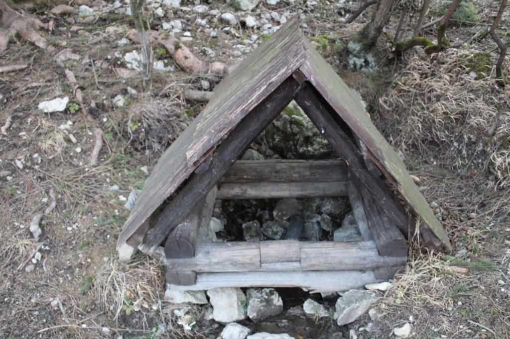 Studnička pri Krkavej skale, Ružomberok - Vlkolínec 02