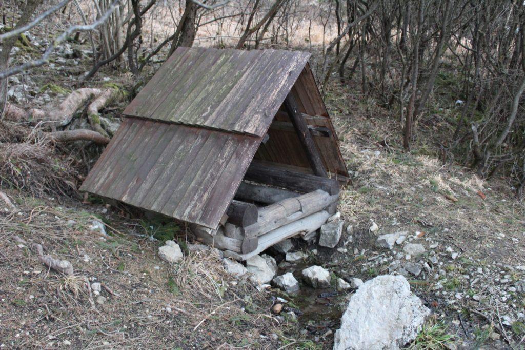 Studnička pri Krkavej skale, Ružomberok - Vlkolínec 04