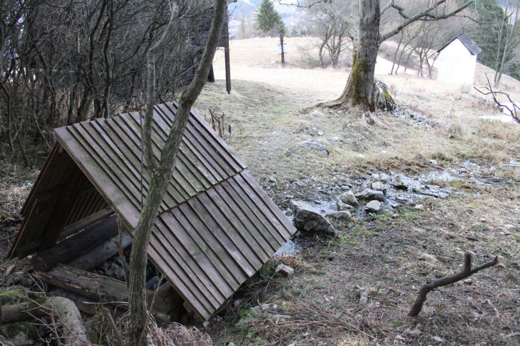 Studnička pri Krkavej skale, Ružomberok - Vlkolínec 05