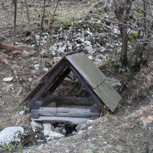 Studnička pri Krkavej skale, Ružomberok – Vlkolínec