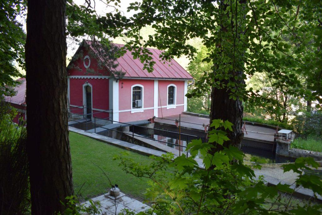 Vodná elektráreň v Ľubochni 04