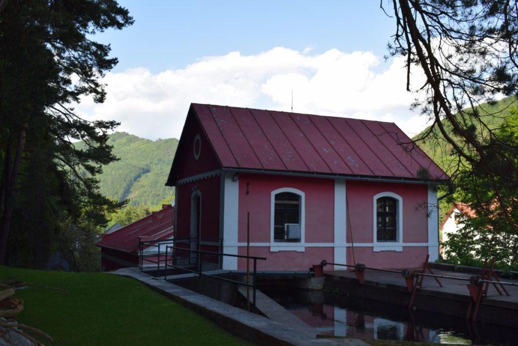 Vodná elektráreň v Ľubochni 05