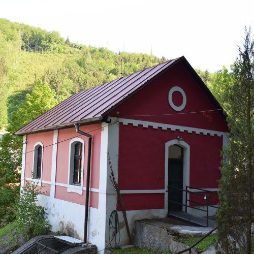 Hydro-power Station in Ľubochňa