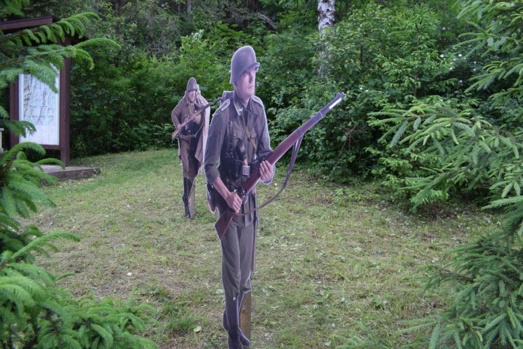 Vojenský park v Bielom Potoku 01