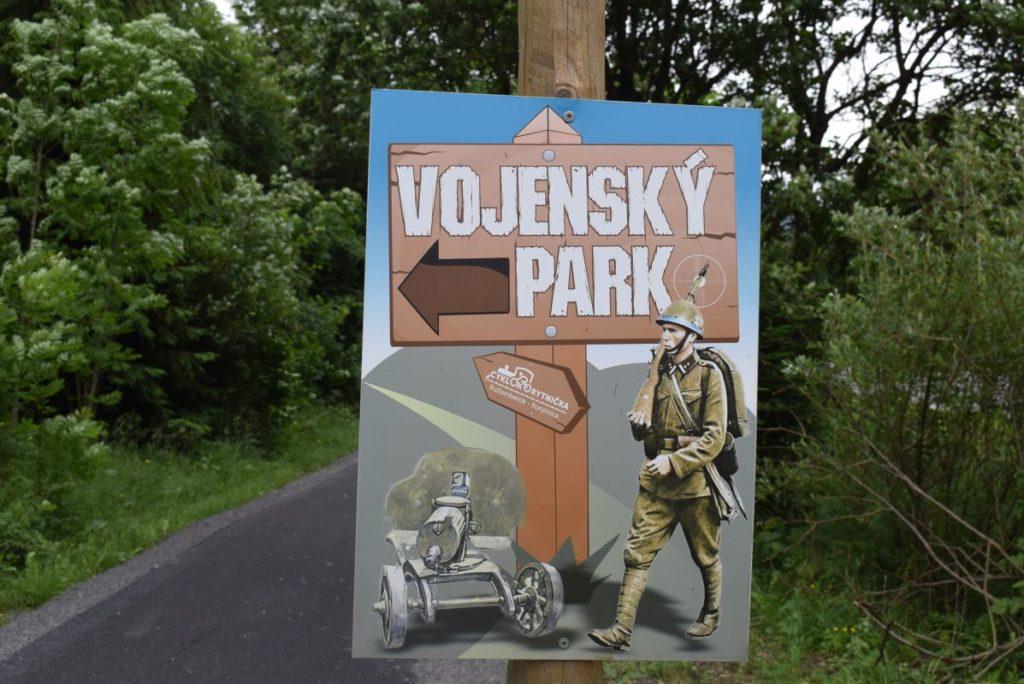 Vojenský park v Bielom Potoku 02