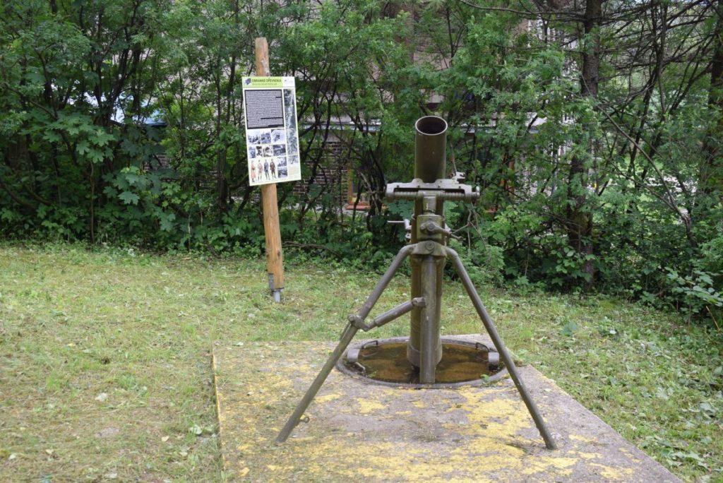 Vojenský park v Bielom Potoku 05