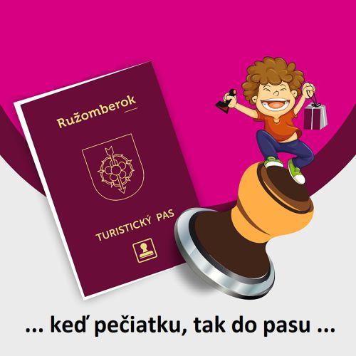 Aktivita pre deti a ich rodiny, pri ktorej máte možnosť spoznať vybrané atraktivity Ružomberka.