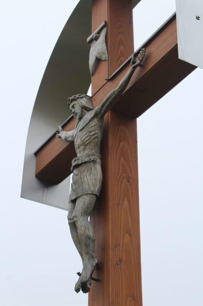 Kríž Žabovo, Martinček 01