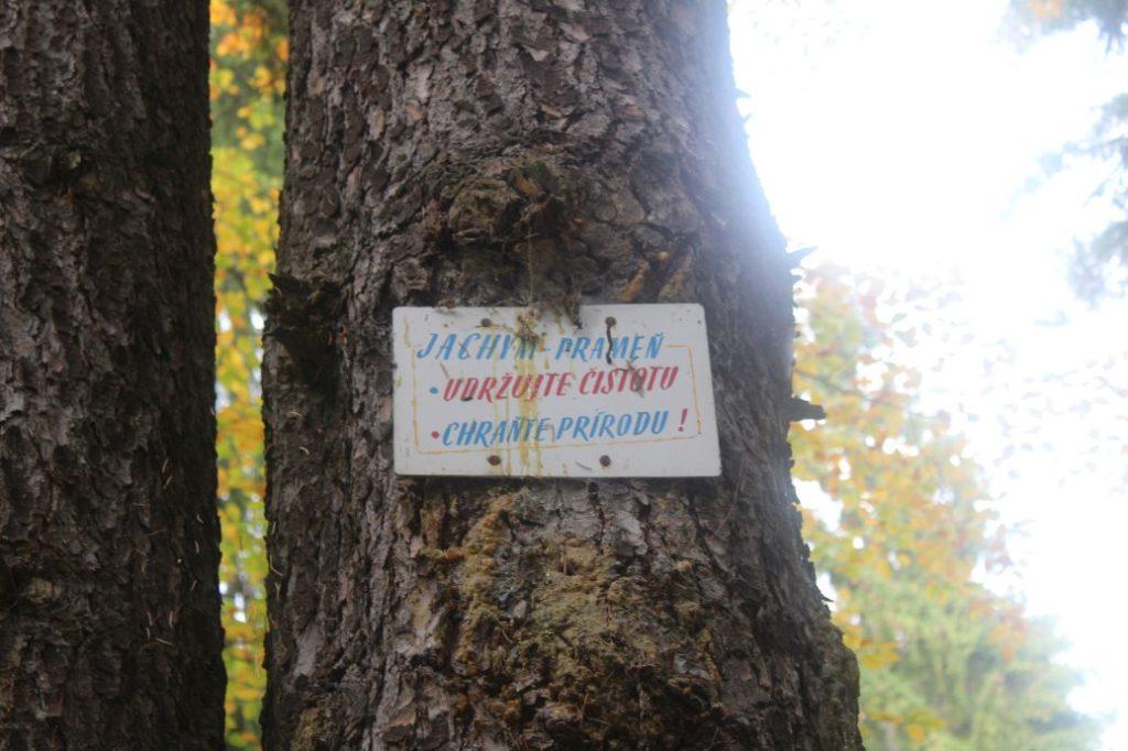 Prameň Jachym, Lisková 04