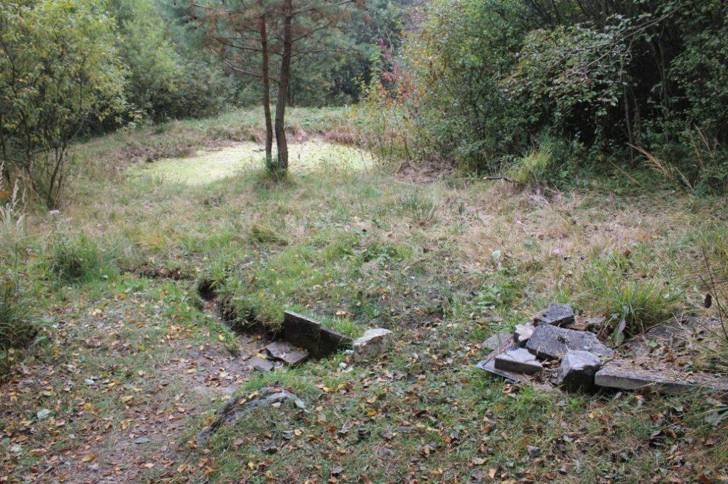 Prameň Medzi Hroble, Lisková 04