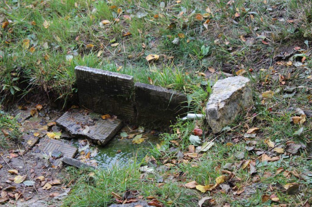 Prameň Medzi Hroble, Lisková 05