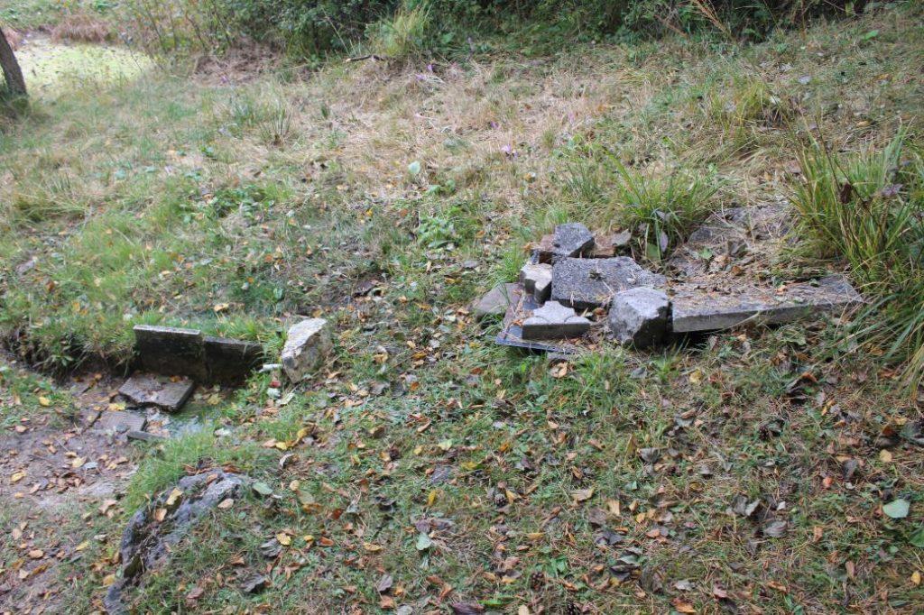 Prameň Medzi Hroble, Lisková 06