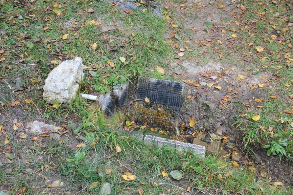 Prameň Medzi Hroble, Lisková 07
