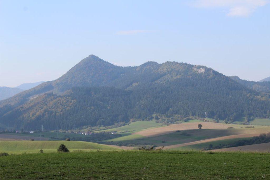 Vyhliadka Štyri chotáre pod vrchom Hrádok 09